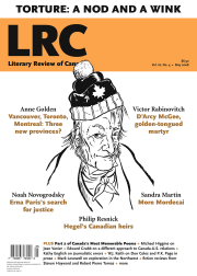 A History of Hypocrisy | Literary Review of Canada