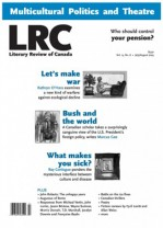 LRC cover - July:August 2005
